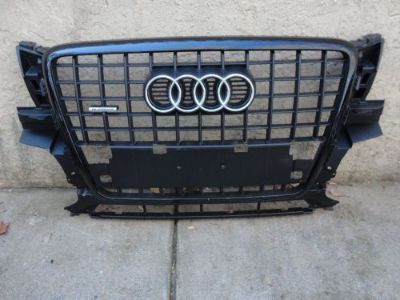 Buy 09 10 11 AUDI Q5 FRONT BUMPER GRILL GRILLE GLOSSY BLACK 8R0 853 651 ORIGINAL OEM motorcycle in Cumming, Georgia, United States, for US $174.94