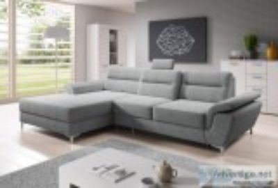 Relax on this sofa designed for comfort