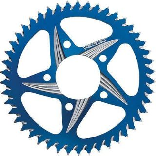 Purchase VORTEX CAT5 REAR ALUMINUM SPROCKET BLUE 45T Fits: Suzuki DL1000 V-Strom,GSX-R600 motorcycle in Loudon, Tennessee, United States, for US $63.71