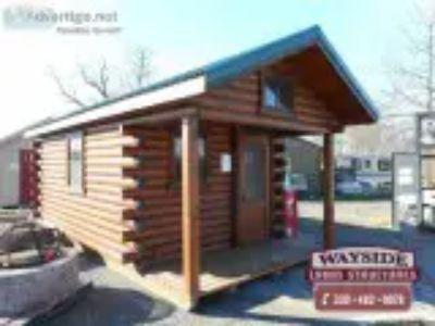 Hunter Log Cabin - Recreational - x -