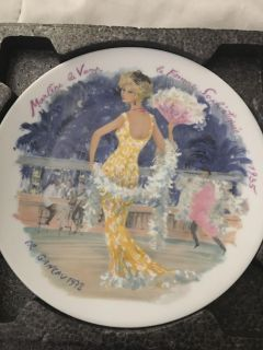 Limoges!!! Rare collectible plates! Numbered with certificates. Directly from France