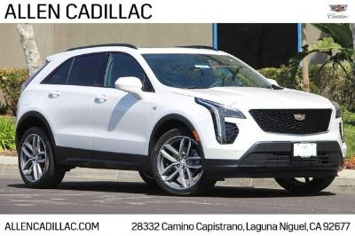 2019 Cadillac XT4 (Crystal White Tricoat)