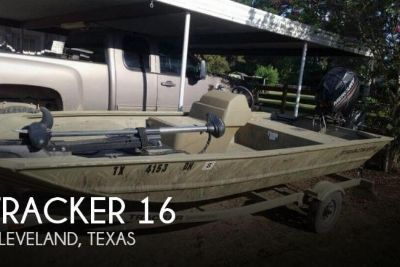 2015 Tracker 16