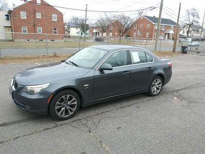 2010 BMW 5-Series 535xi (Gray)