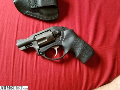For Sale: Ruger LCR .357