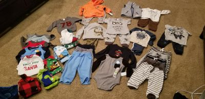 Baby clothes 6 to 12 months