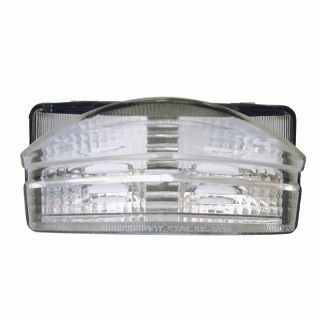 Sell CLEAR LENS TAIL LIGHT HONDA CBR600 CBR 600 F4I 01-03 FS motorcycle in Ashton, Illinois, US, for US $39.99