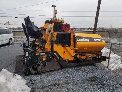 2016 LeeBoy 8515C Conveyor Paver