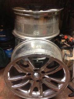 20x9 american racing wheels for chevy