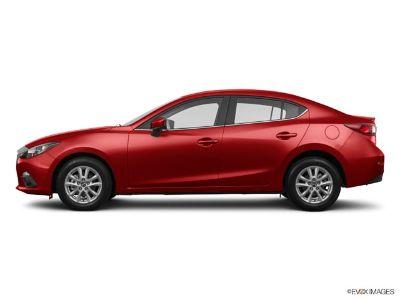 2015 Mazda Mazda3 i Touring (Soul Red)