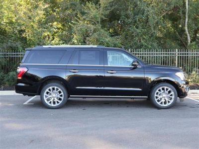 2018 Ford Expedition Max Limited 4x2 (Black)