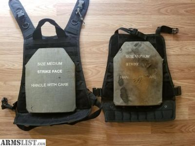 For Sale: Condor vest with plates