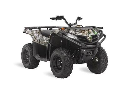 2018 CFMOTO CForce 400 Utility ATVs Manheim, PA