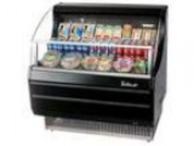 Turbo Air TurboAir Horizontal Open Display Merchandiser slim-lin