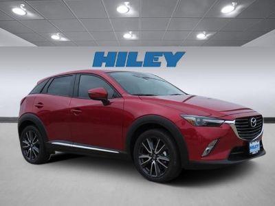 2018 Mazda CX-3 Grand Touring (Red Metallic)