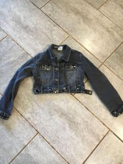 Limited too short jacket size 8