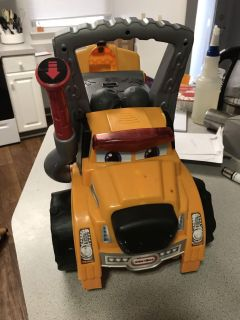 Little Tikes Ride-On dog toy, good condition