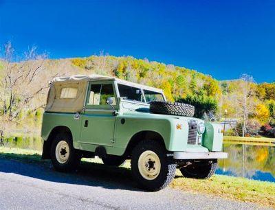 1962 Land Rover Series 11A 88