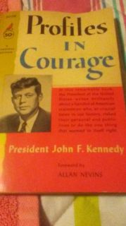Book John Kennedy PRofiles in Courage