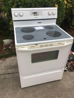 Maytag cook system