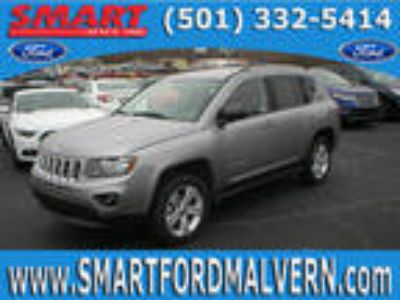 2016 Jeep Compass Silver, 21K miles