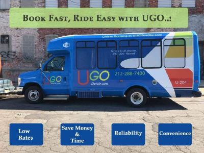 Online Booking Airport Shuttle Bus In NYC