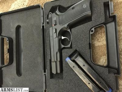 For Sale: CZ 75b