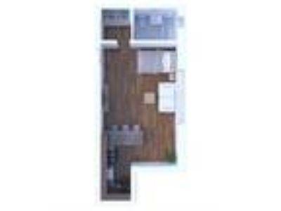 The Max Apartments - Studio Floor Plan S6