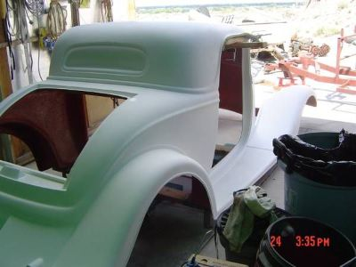 1934 Ford Coupe Kit Car