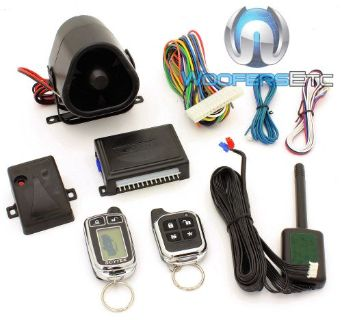 Buy ASTRA777 SCYTEK CAR ALARM 2 WAY LCD PAGER VEHICLE REMOTE SECURITY ASTRA 777 NEW motorcycle in Los Angeles, California, United States, for US $78.99
