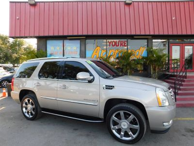 2008 Cadillac Escalade Base (Grey)