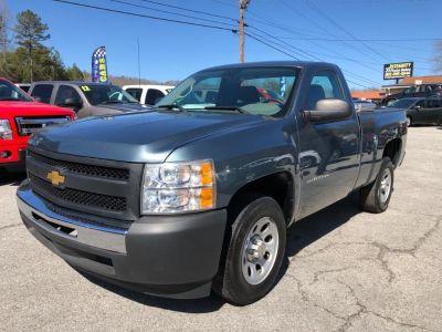 2013 Chevrolet Silverado 1500 Work Truck (Blue)