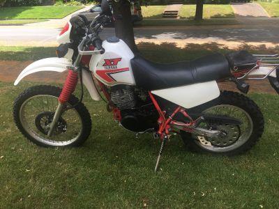 1985 Yamaha XT350