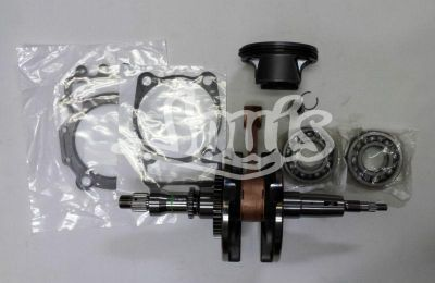 Find New Arctic Cat 700 Mud Pro Top and Bottom End Rebuild Kit Crank Piston motorcycle in Greenville, Texas, US, for US $799.99