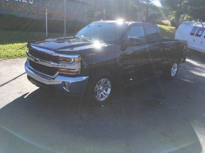 2016 Chevrolet Silverado 1500 1LT (Black)