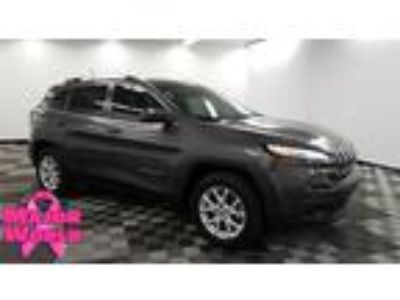 $19900.00 2016 Jeep Cherokee with 34186 miles!