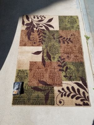 NEW Maples Heritage Pine Accent Rug