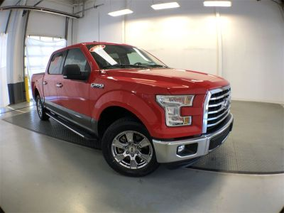 2015 Ford F-150 (Race Red)