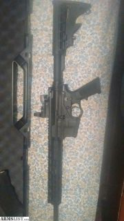 For Sale/Trade: ar15 7.62x35