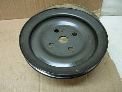 Purchase REAL GM 1966 1967 CORVETTE 427 ORIG SMOG PUMP PULLEY 66 67 K19 CALIFORNIA A.I.R. motorcycle in West Salem, Ohio, United States, for US $599.95