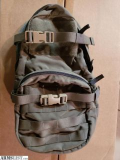 For Sale/Trade: Molle pack, pouches, can