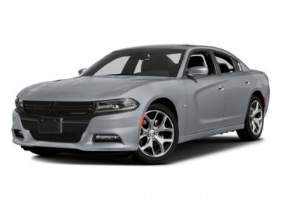 2018 Dodge Charger R/T (Granite Pearlcoat)