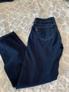 Paige Skinny Ankle Jeans - 28/6