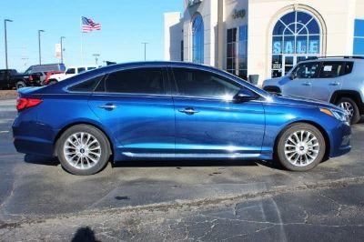 2015 Hyundai Sonata 2.4L Limited (Lakeside Blue)