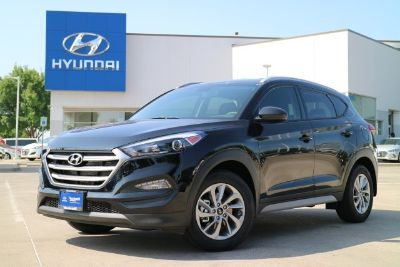 2018 Hyundai Tucson SEL (Black Noir Pearl)
