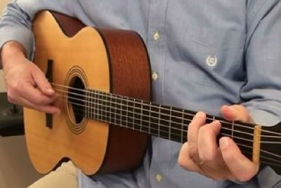 Adults Over 50 – Learn to play Guitar