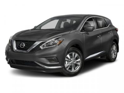 2018 Nissan Murano SV (Magnetic Black Metallic)