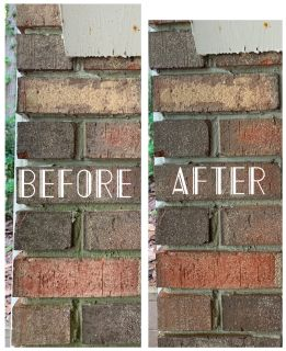 Brick Cleaning and Other Exterior Cleaning Services