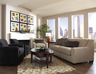 Burton Sofa & Chair Set