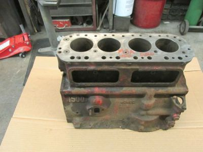 Find MGA, Orignal 1500 Engine Blcok w/ Matching Main Caps, 0.020, !! motorcycle in Kansas City, Missouri, United States, for US $319.00